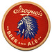 Iroquois Beer and Ale