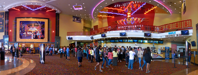 Edwards Regal Cinema Newport Beach