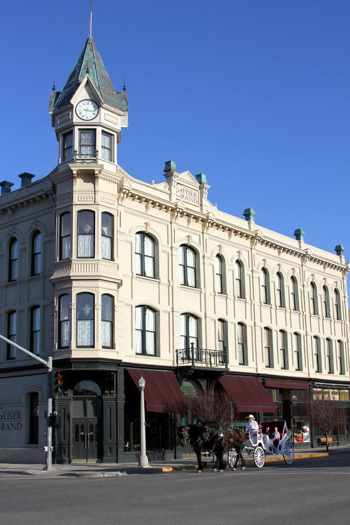 Geiser Hotel Baker City