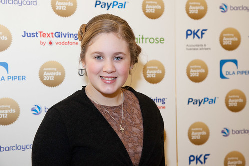 Young Fundraiser of the Year winner | by JustGiving