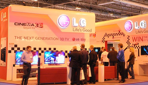 LG @ the Gadget Show Live 2012 | by LG UK