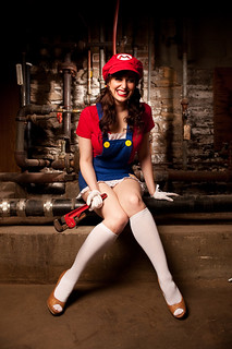Mario Cosplay | by Meagan.Marie
