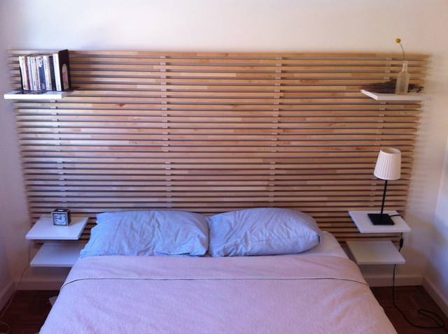 Ikea Malm Bett Zu Verkaufen ~ SOLD  Ikea MANDAL wall mounted Headboard  2 pcs  $75 each, $120 for