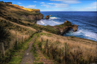 Tunnel Beach | by Pommedan (DG Images)