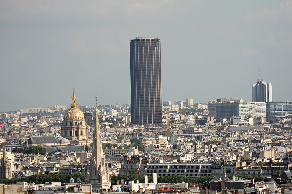 Tour Montparnasse Paris France Tour Montparnasse 29