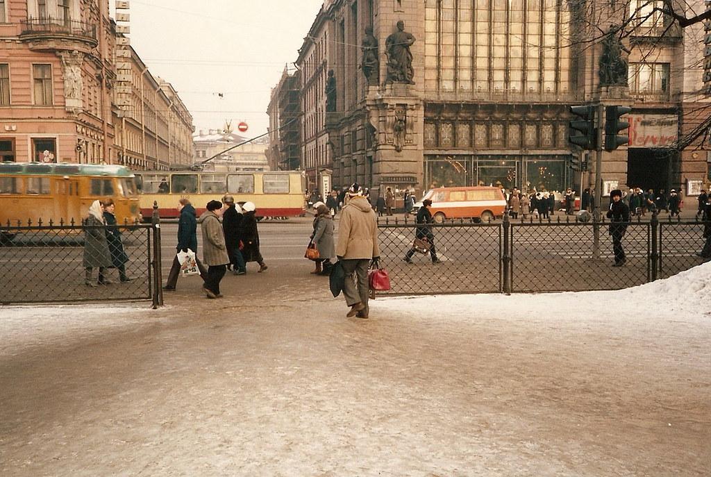 russia  st  petersburg  1980s