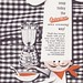 Osterizer Spin Cookery Soup Recipes 1962
