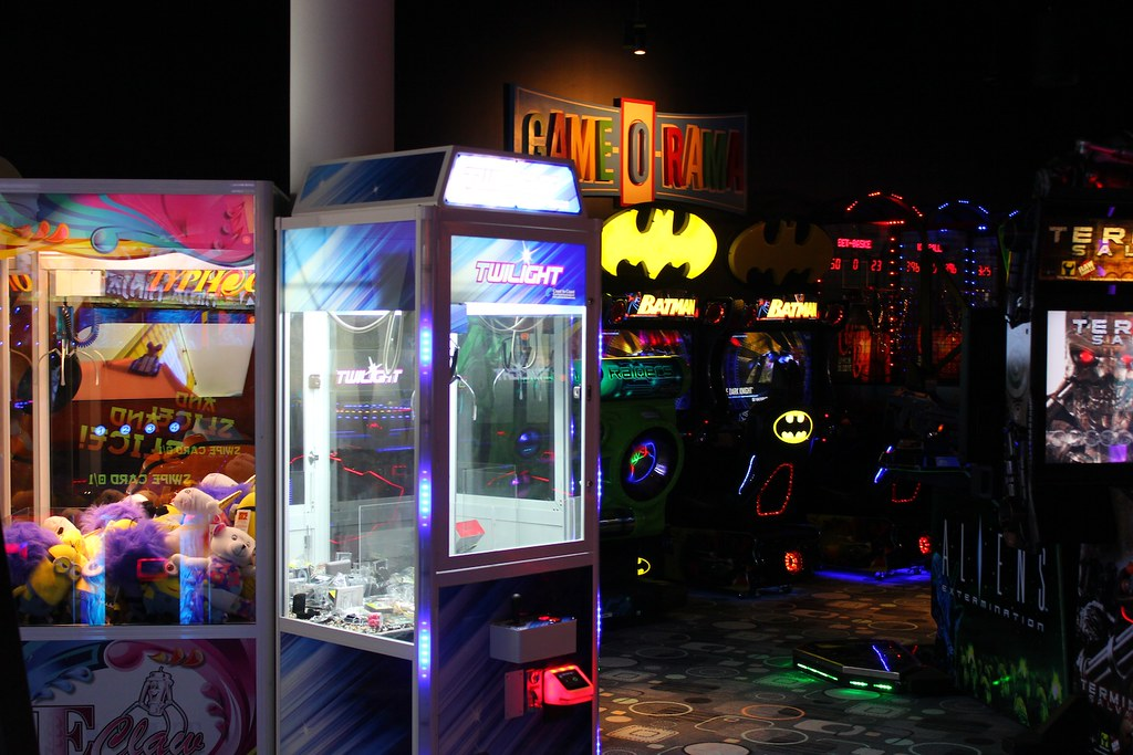 Game Rooms In Austsin