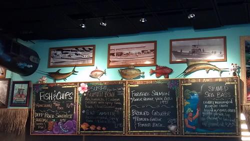 Pier Restaurant Menu Atdaytona Beach Shores