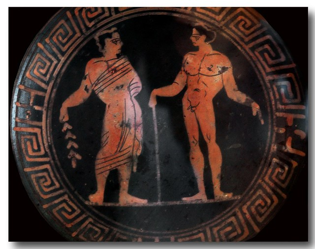 Ancient greek pottery decoration 19 flickr photo sharing for Ancient greek pottery decoration