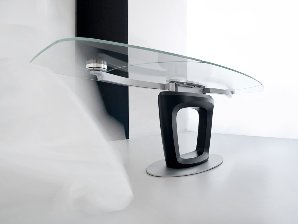 Calligaris orbital concept il design pininfarina - Calligaris tavolo orbital ...