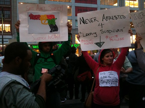 Million Hoodie March/ Justice For Trayvon Martin rally, Union Sq NYC A Million Hoodies March for Trayvon Martin - NYC | by PictureNewYork LG