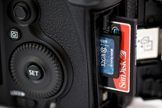Dual Memory Card Slots | by The Digital Story