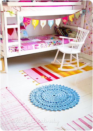 Crochet rug | by Craft & Creativity