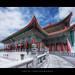 The National Theater at Chiang Kai-Shek Memorial Hall, Taipei, Taiwan :: HDR