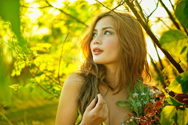 nature girl flickr   photo sharing