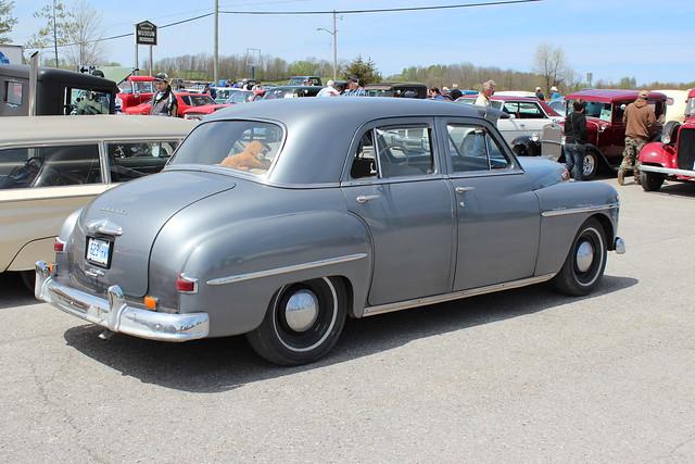 1950 dodge deluxe 4 door canadian flickr photo sharing for 1950 dodge 2 door coupe