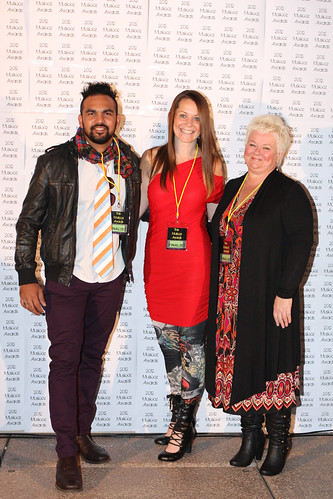 Chaminda Samaraweera, Kat Ferguson, Kay Fallico | by Eva Rinaldi Celebrity and Live Music Photographer
