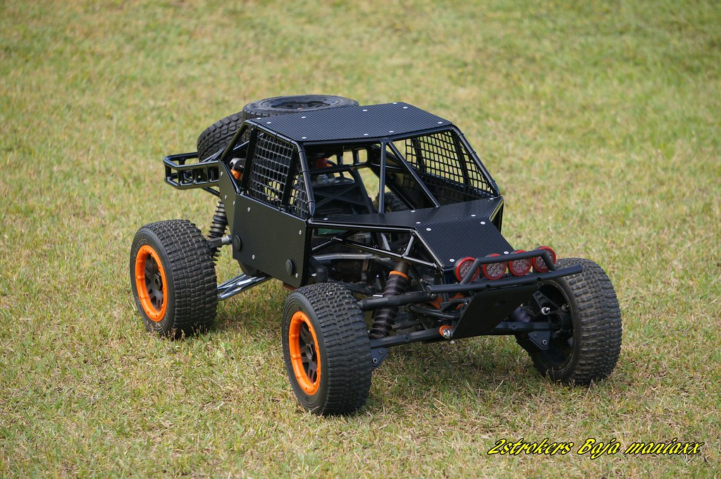 2strokers naked trophy truck cage tt 8 2strokers fab. Black Bedroom Furniture Sets. Home Design Ideas