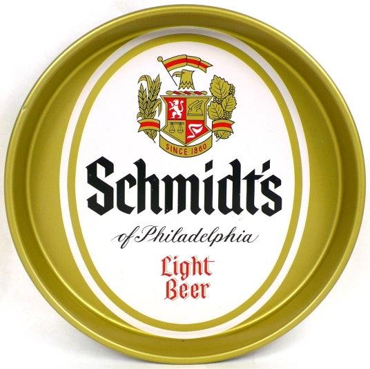 Schmidts-Of-Philadelphia-Light-Beer-Serving-Trays-10-16-inches-C-Schmidt-amp--Sons-Inc
