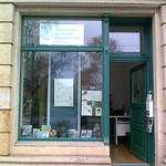 Die Geschäftsstelle in Dresden
