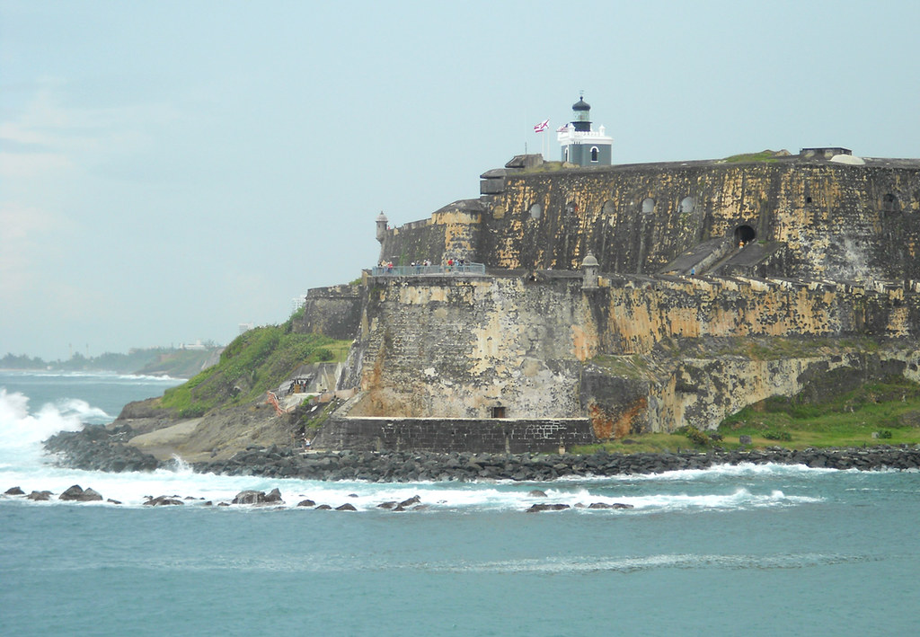 San Juan Morro Castle And Lighthouse Morro Castle