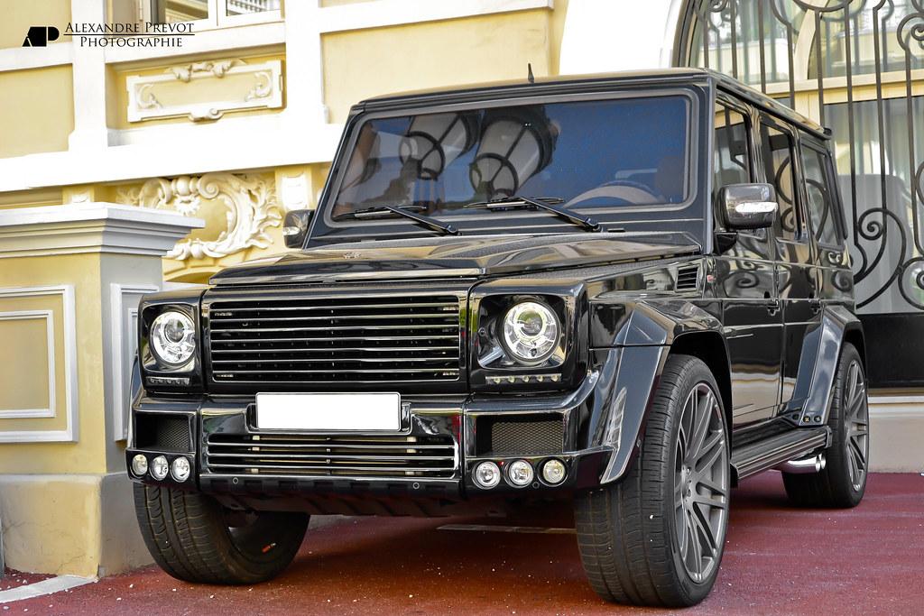 Brabus Mercedes G Amg X