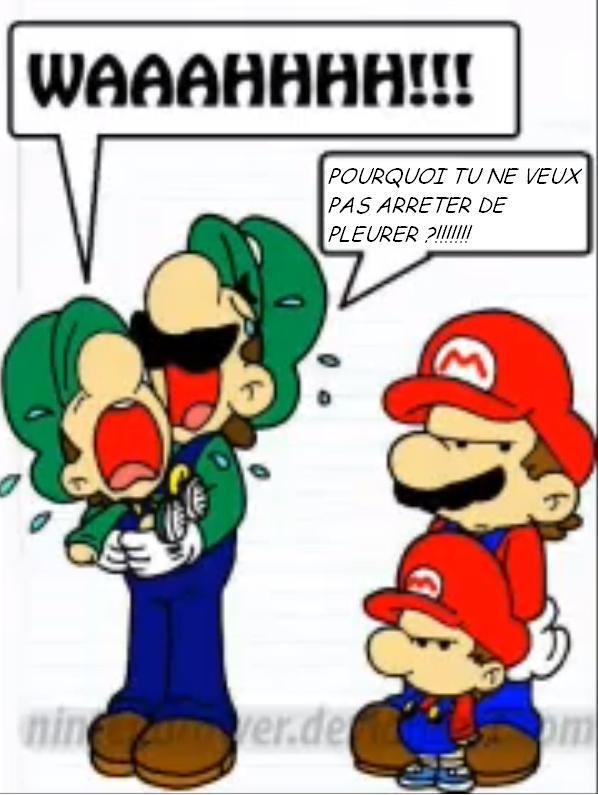 Mario b b mario luigi et b b luigi facebook www - Bebe mario et bebe luigi ...