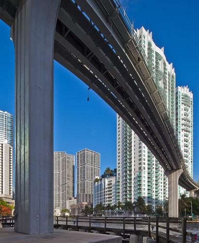 Metromover North Miami Beach