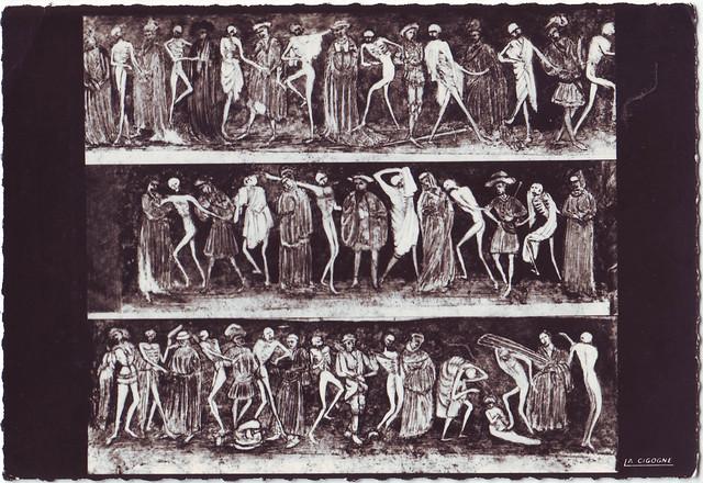 La chaise dieu 43 28 images notre bergerie craponne for Chaise dieu danse macabre