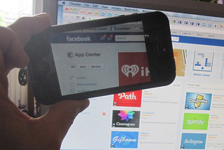 Facebook App Center iPhone | by toodlepip