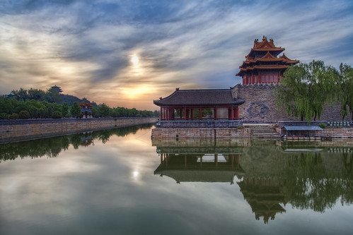 Sunrise over the Forbidden City | by Greg Annandale