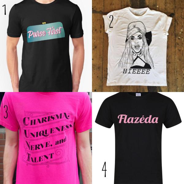 rupaul's drag race shirts