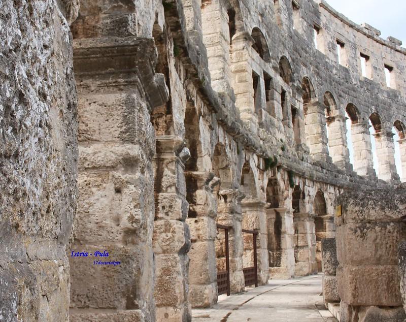 Istria-Pula-Arena-Croatia-普拉競技場-17度C隨拍- (12)