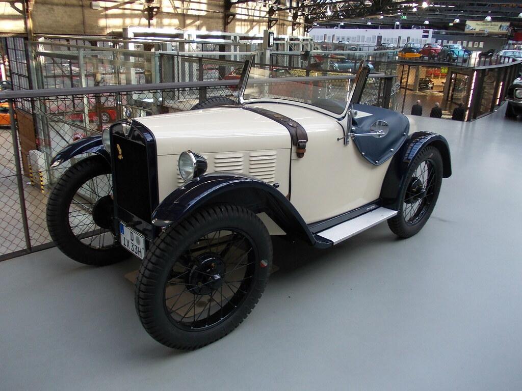 Bmw Dixi Da3 Wartburg Roadster 1930 1 Classic Remise