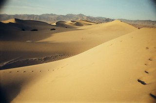 Mesquite Sand Dunes, Death Valley | by spieri_sf
