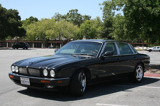 1997 jaguar xjr supercharged flickr photo sharing. Black Bedroom Furniture Sets. Home Design Ideas
