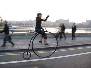Critical Mass London March 2012 06 | by Funny Cyclist