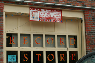 Record Store | by Nerd Nest