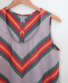 chevron dress | by small::bird