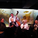 Woody Allen & Jazz Band in Café