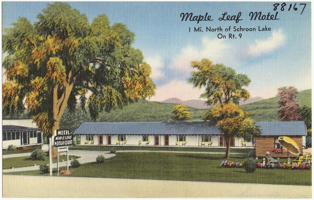 Maple Leaf Motel Plymouth Wi