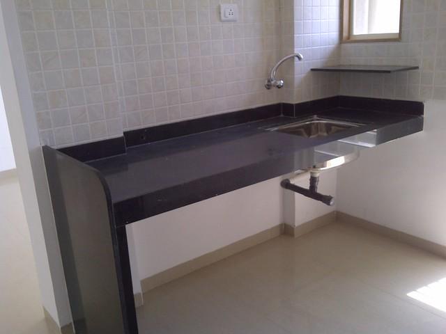 Flat Rim Kitchen Sink