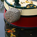 Narrow boat detail