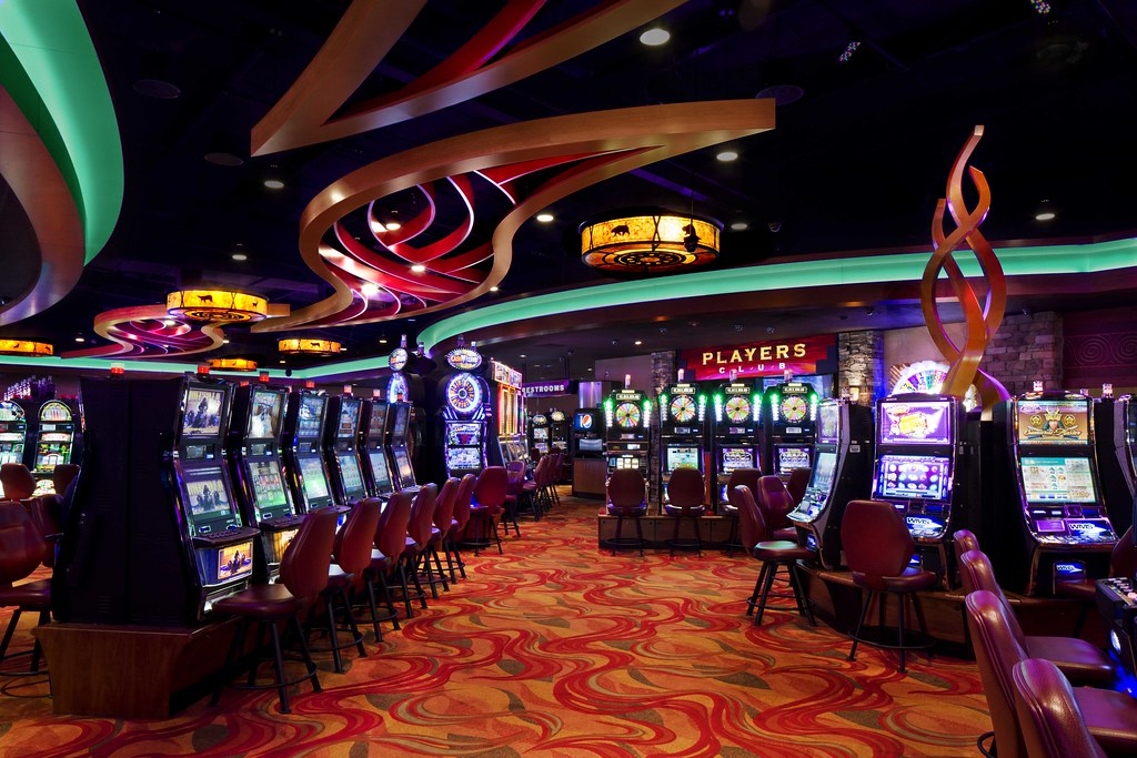 Interior Casino Design Illuminated D Cor Design Gaming Flickr