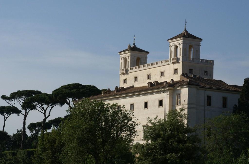 Villa Medici Academie De France