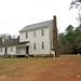North Carolina, Durham County, Stagville State Historic Site, Stagville Plantation- Bennehan House (back)