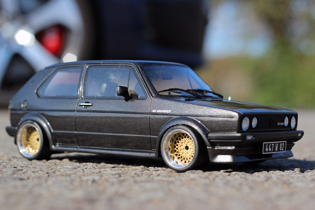 D A B F B on Vw Golf Gti Mk1