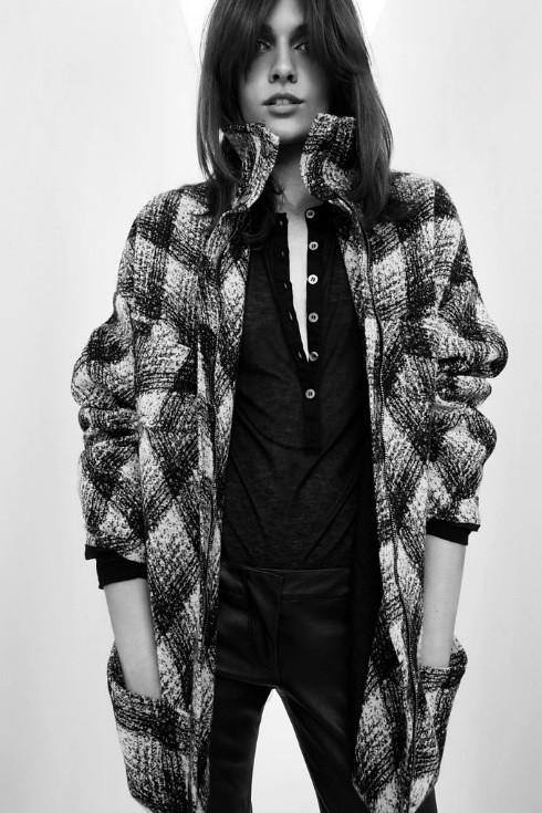 Pierre Balmain Fall/Winter 2012/2013 Lookbook 12
