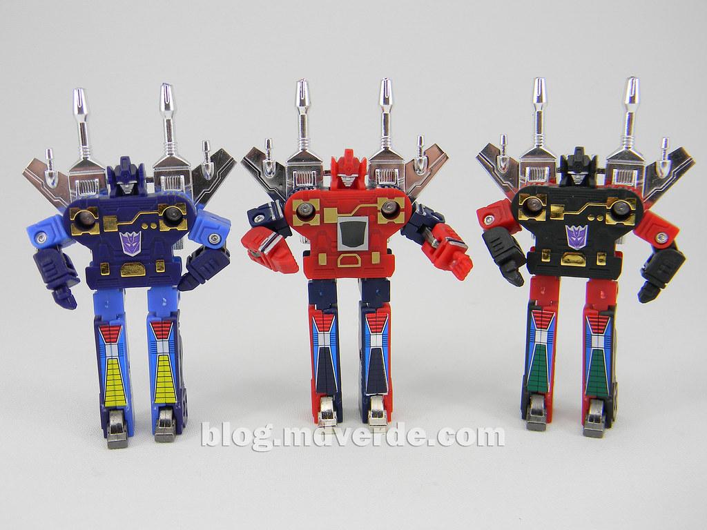transformers enemy g1 encore modo robot vs rumble vs f
